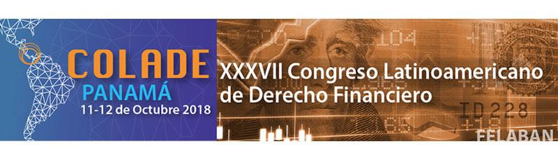 XXXVII Congreso Latinoamericano de Derecho Financiero