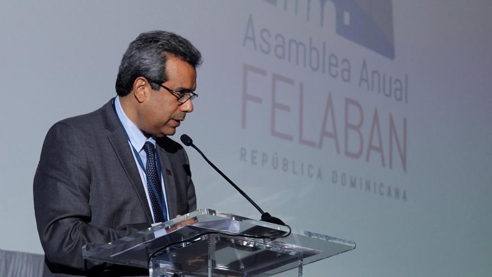 El Panameño Carlos Eduardo Troetsch Saval, nuevo Presidente de la Federación Latinoamericana de Bancos, FELABAN
