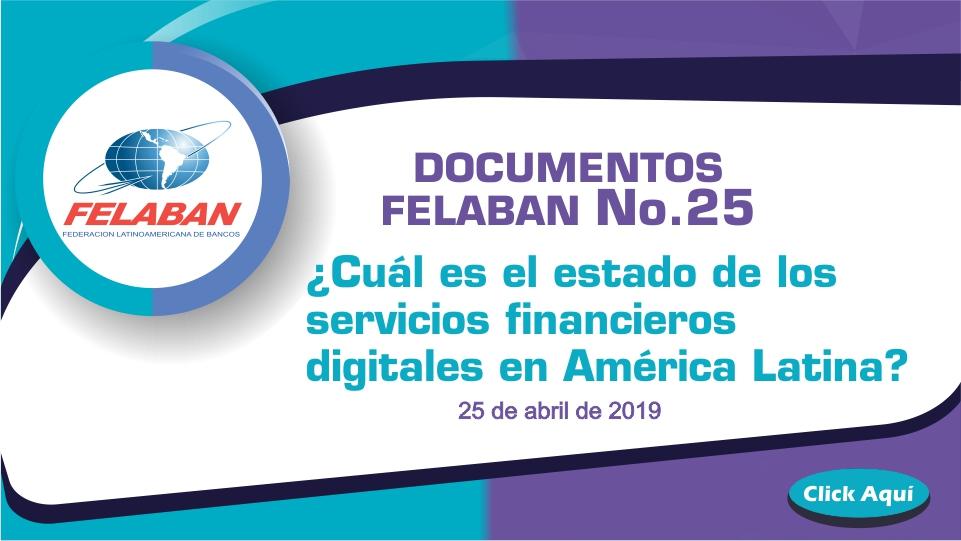 ¿Cuál es el estado de los servicios financieros digitales en América Latina?