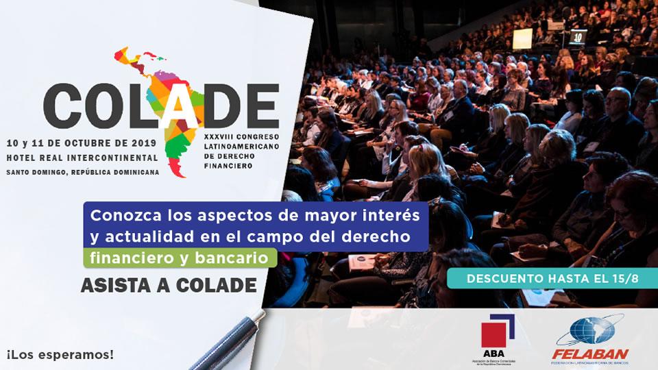 El evento más grande de América Latina en Derecho Financiero y Bancario