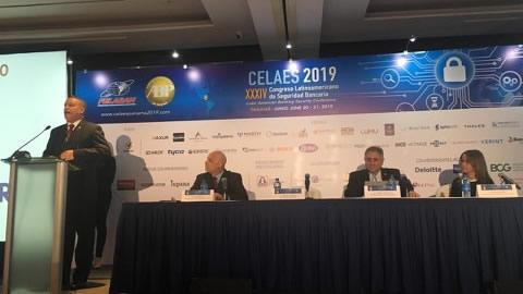 Palabras del Secretario General de FELABAN, Congreso CELAES 2019