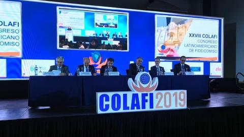 Palabras Secretario de FELABAN, Congreso COLAFI 2019