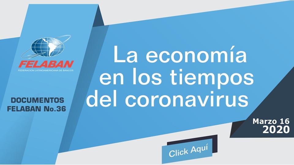 La economía en los tiempos del coronavirus