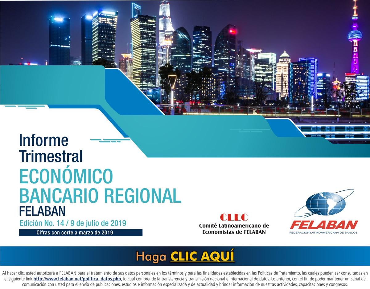 14 Informe Trimestral Económico Bancario Regional