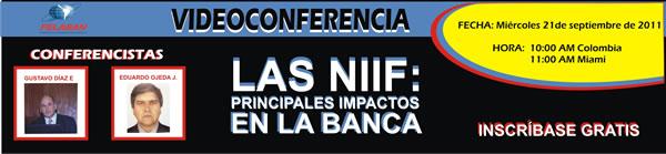 Las NIIF: Principales Impactos en la Banca